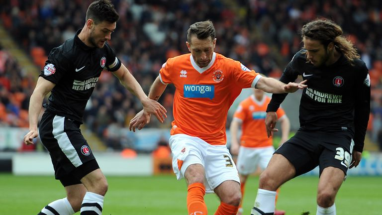 Stephen Dobbie: Former Blackpool striker now with Fleetwood
