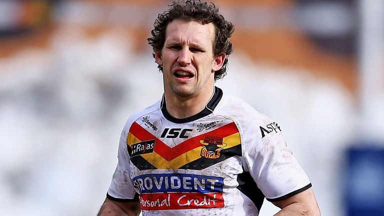 Brett Kearney: Has been at Bradford since 2010