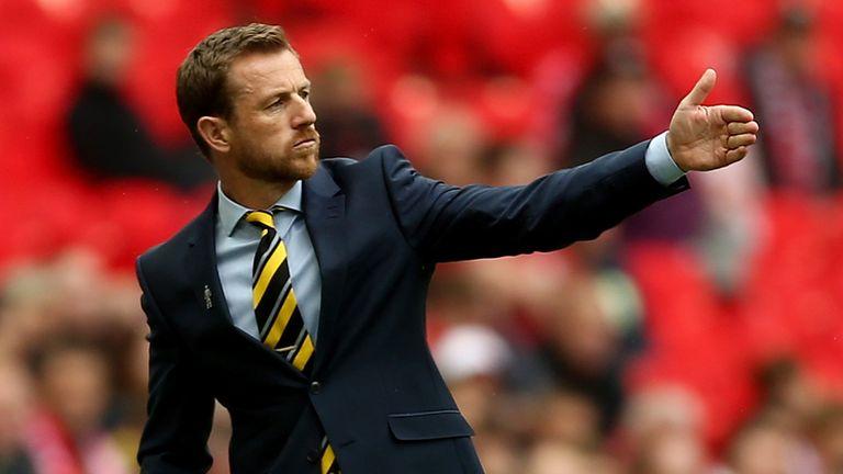 Gary Rowett: Burton boss left to reflect on play-off final defeat