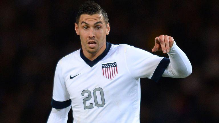 Geoff Cameron: Linked with clubs in England and Germany