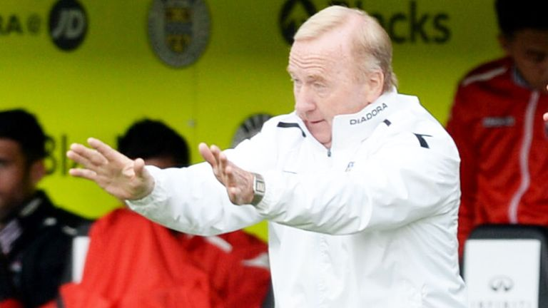 Tommy Craig: New manager of St Mirren