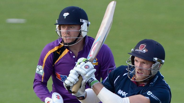 David Willey: Leading six-hitter so far