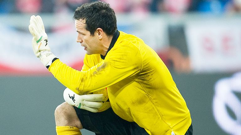 David Forde: Ireland goalkeeper made his debut against Italy in 2011