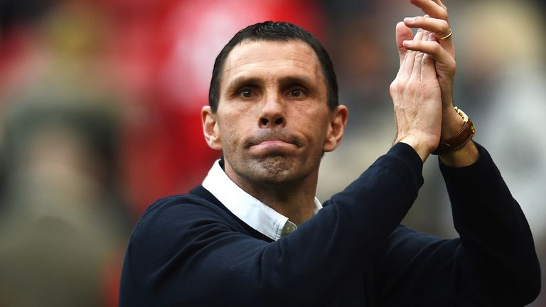 Gus Poyet: Sunderland manager will take his team to Carlisle United
