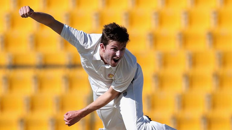 Harry Gurney: Hoping to be handed England debut on Friday