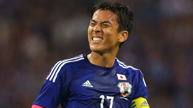 Makoto Hasebe: Will return to new employers after this summer's World Cup