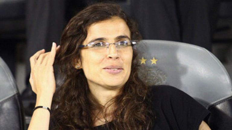 Helena Costa: Named as new head coach of Clermont Foot