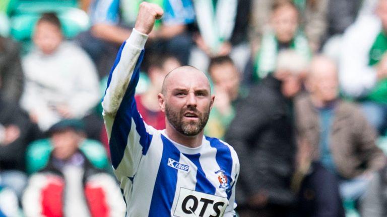 Kris Boyd: First-half goal earned Kilmarnock win at Hibernian