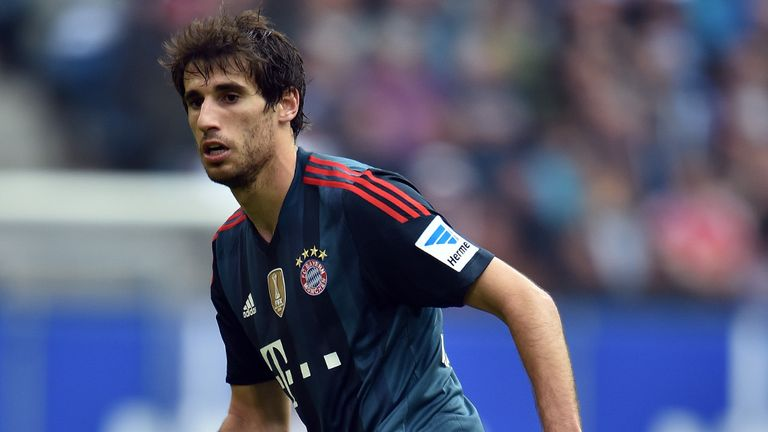 Javi Martinez: Insists he is not planning an exit from Bayern Munich
