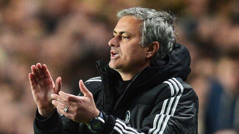 Jose Mourinho: Has been a regular critic of Luis Suarez