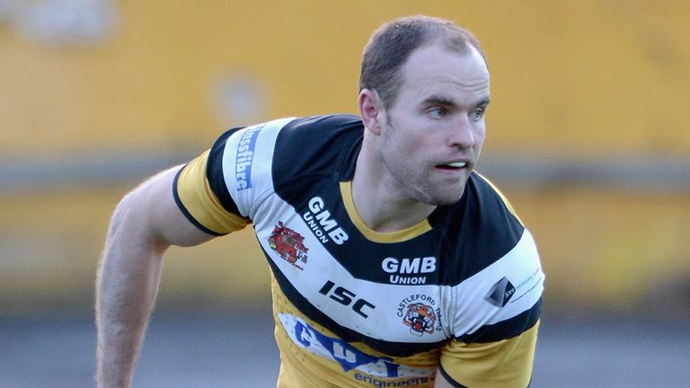 Liam Finn: Ireland captain has 13 try assists for Castleford Tigers this season