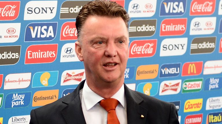 Louis Van Gaal: Takes over from David Moyes as permanent Manchester United United boss