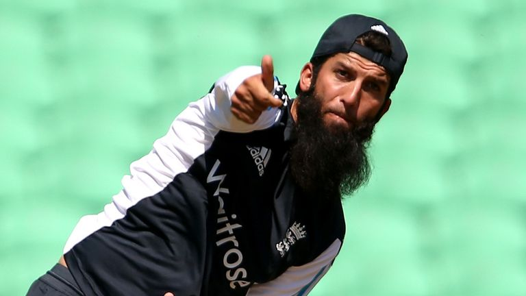 Moeen Ali: Helped Worcestershire pile on the runs on day one against Surrey