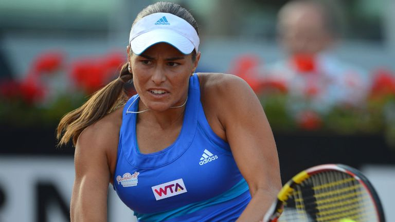 Monica Puig: The young Puerto Rican got the better of Silvia Soler-Espinosa