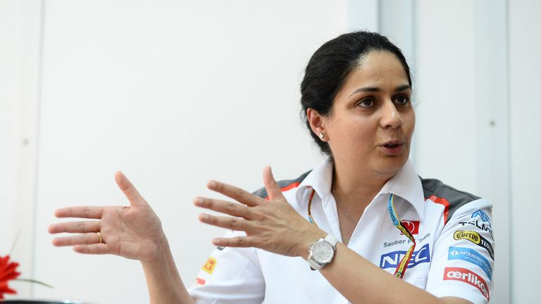 "Monisha Kaltenborn: Sauber need a ""big step"""