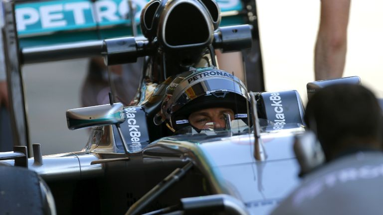 Nico Rosberg: Has been working on his race starts