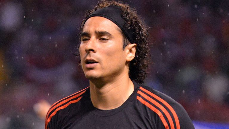 Guillermo Ochoa: Relishing challenge of facing Brazil