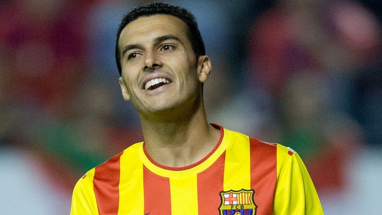 Pedro: Believes Luis Suarez's ban is unfair on the Uruguayan