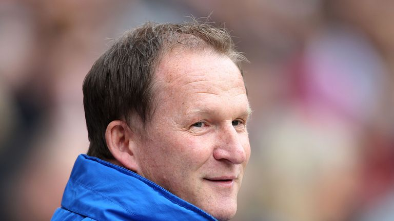 Simon Grayson: Impressed by youngsters