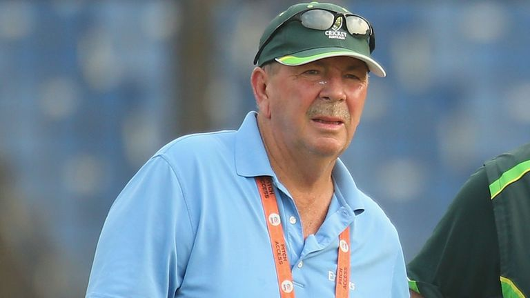 Rod Marsh: The former Test wicketkeeper is now Australia's chairman of selectors