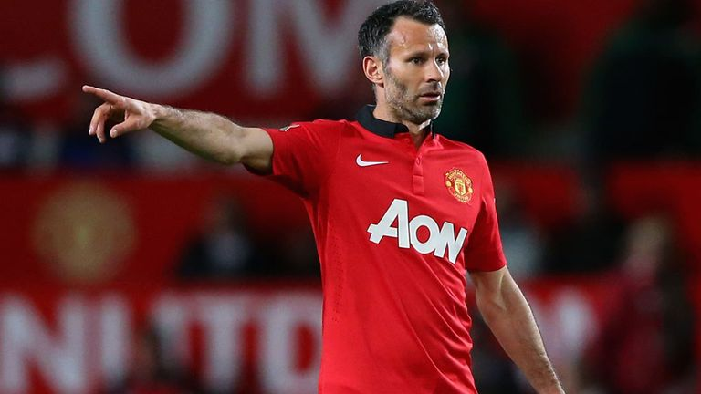 Ryan Giggs: Has not given up hope of finishing sixth in the table