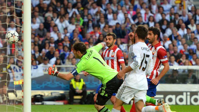 Error in Champions League final