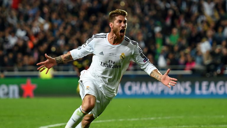 Sergio Ramos: Has no intention of leaving Santiago Bernabeu