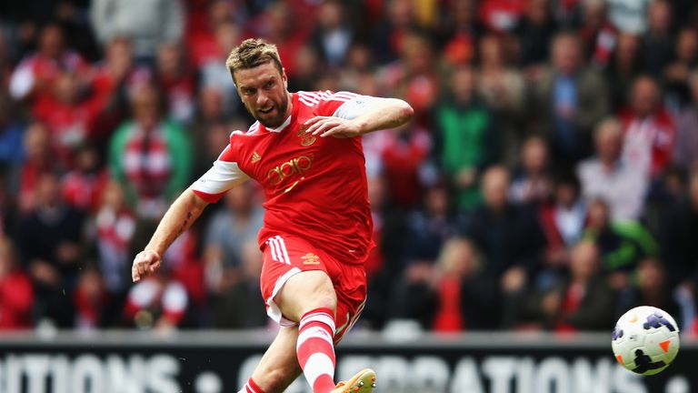 Rickie Lambert: First to leave St Mary's this summer