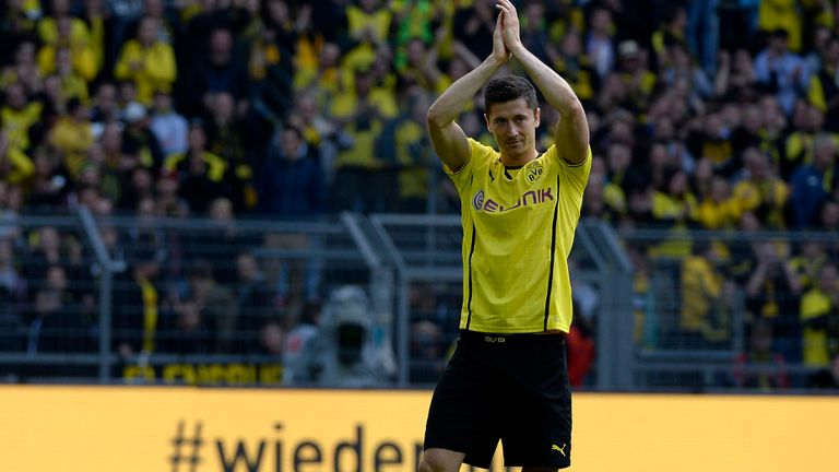 Robert Lewandowski: Feels Bayern will win more trophies than Dortmund