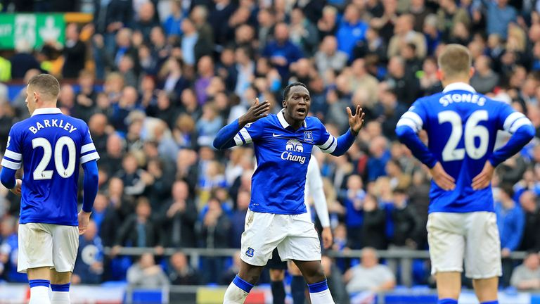 Romelu Lukaku: Agent claims his future has yet to be decided