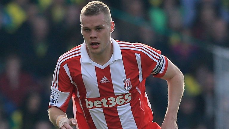 Ryan Shawcross: Stoke defender linked with Manchester City