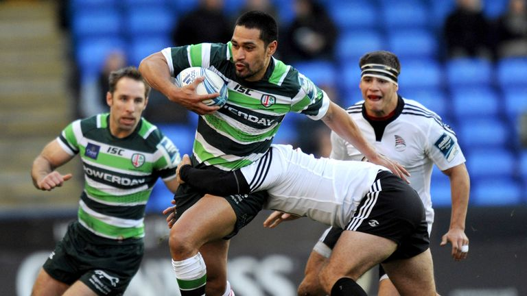 Setaimata Sa: Has signed for Hull FC