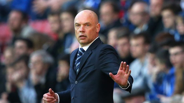 Uwe Rosler: Has shaken up Wigan's backroom staff
