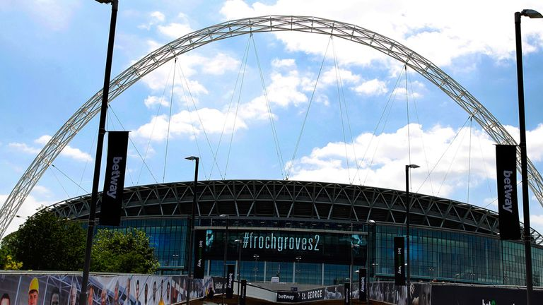 The FA is confident that Wembley could host the final of the European Championships in 2020.