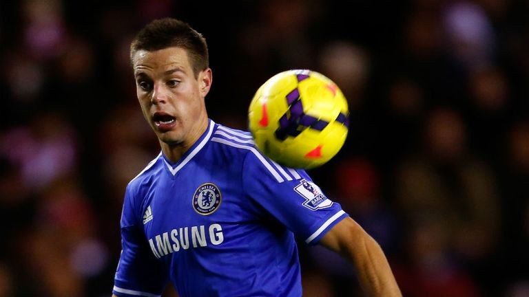 Cesar Azpilicueta: Chelsea defender has been rewarded with a new five-year deal