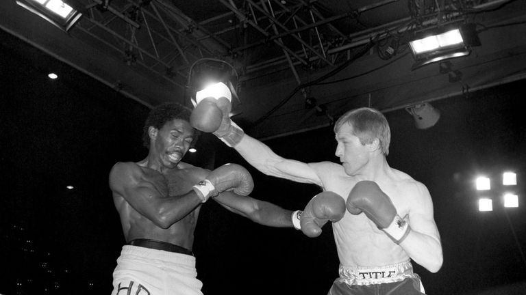 Jim Watt was the voice of boxing and one of Scotland's longest-standing champions