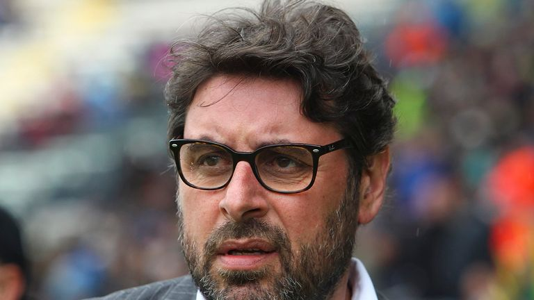 Pietro Leonardi: Confident Parma will obtain the UEFA licence