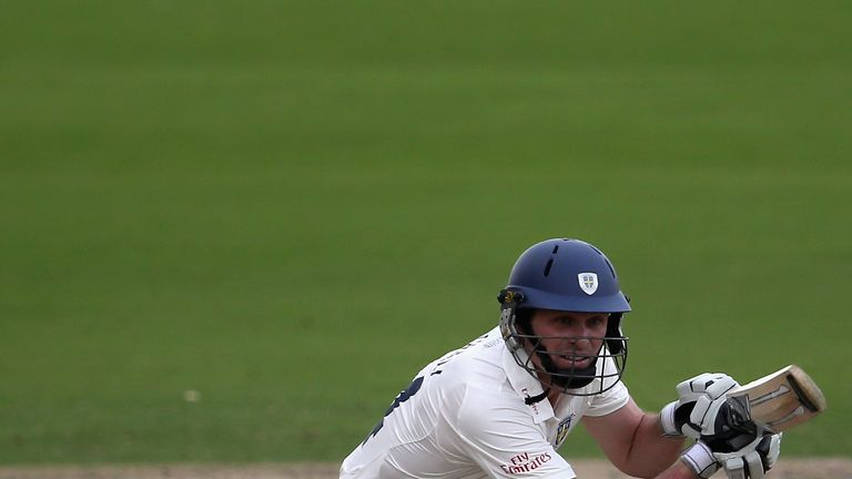 Gordon Muchall: Put on 133 in partnership with Ben Stokes for the fourth wicket