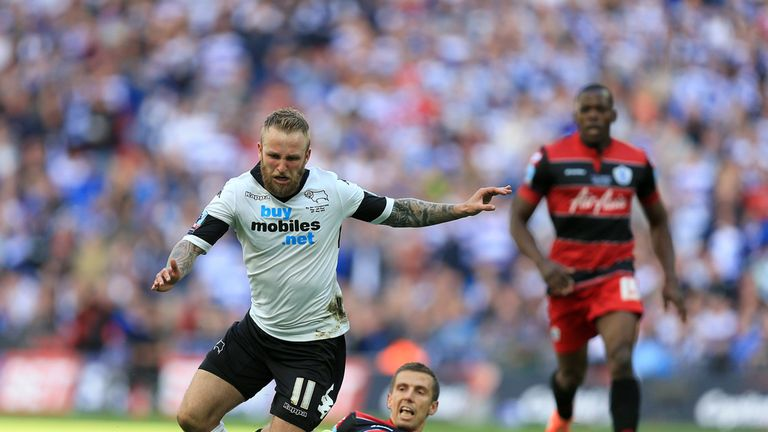 Johnny Russell: Transfer target for Bournemouth
