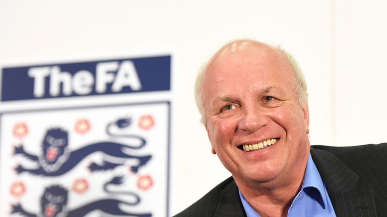 FA chairman Greg Dyke: Announced the Commission's findings last month.
