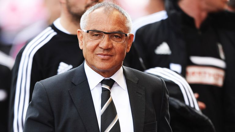 Felix Magath: Has received backing from owner Shahid Khan