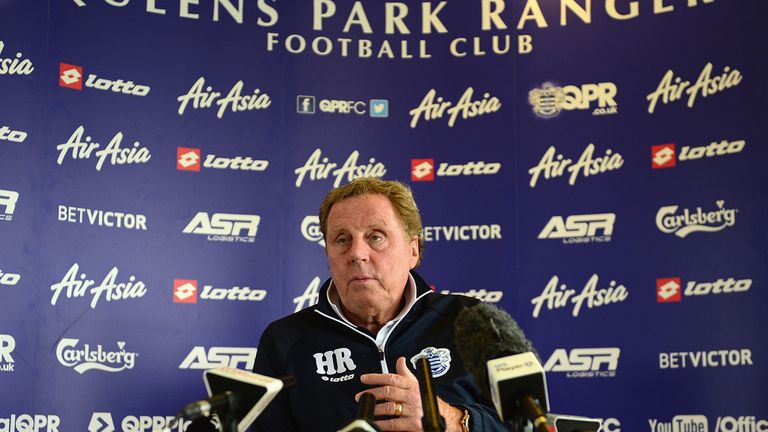 Harry Redknapp: Trying to forget old memories of good times at Spurs