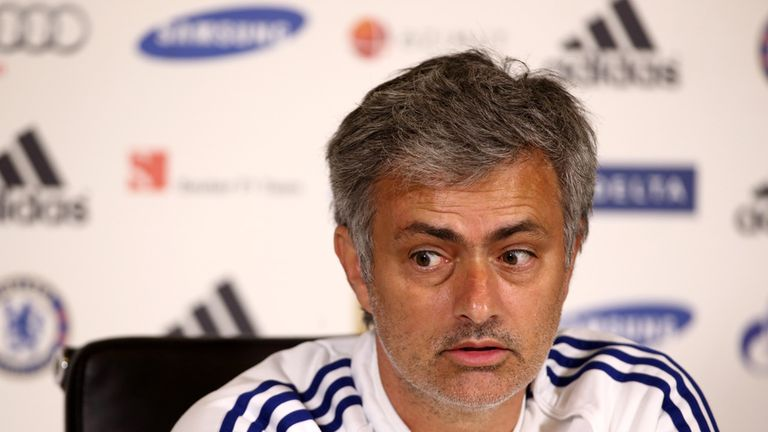 Jose Mourinho: Sentimental move?