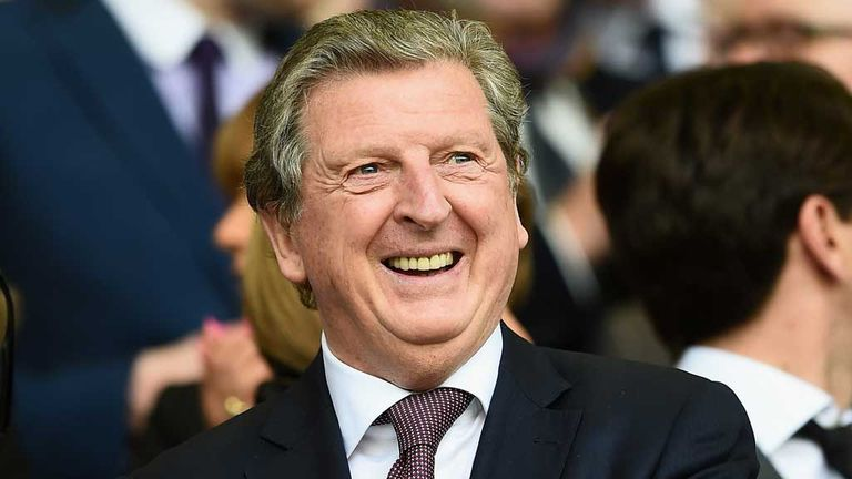 Roy Hodgson: England manager ready to unveil World Cup squad