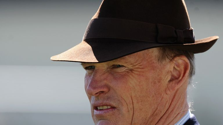 John Gosden has five entered for the oldest Classic