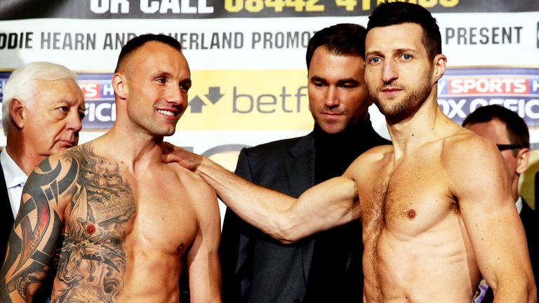 Mikkel Kessler: Shared two thrilling battles with Carl Froch