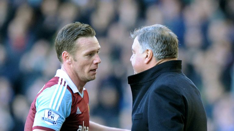 Kevin Nolan: Sam Allardyce perfect fit for West Ham