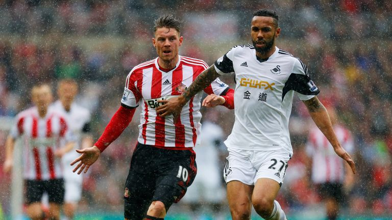 Kyle Bartley: Hopeful of extending his current Swansea deal