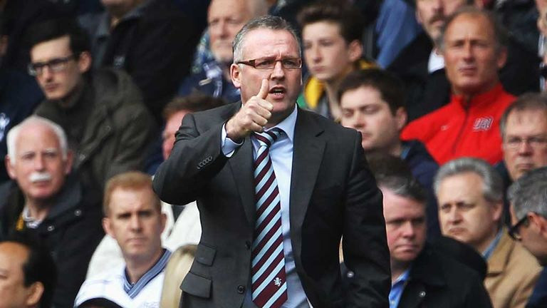 Paul Lambert: No bids for Ron Vlaar
