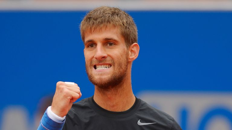 Martin Klizan : Will face Fabio Fognini in final of the BMW Open